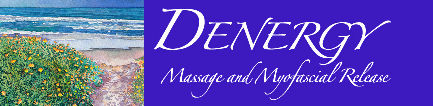 Denergy Massage and Myofascial Release